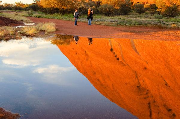 Australien, Uluru