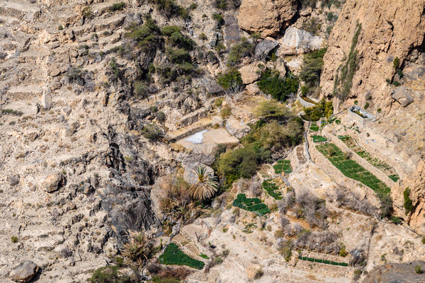 Oman, Hadschar-Gebirge