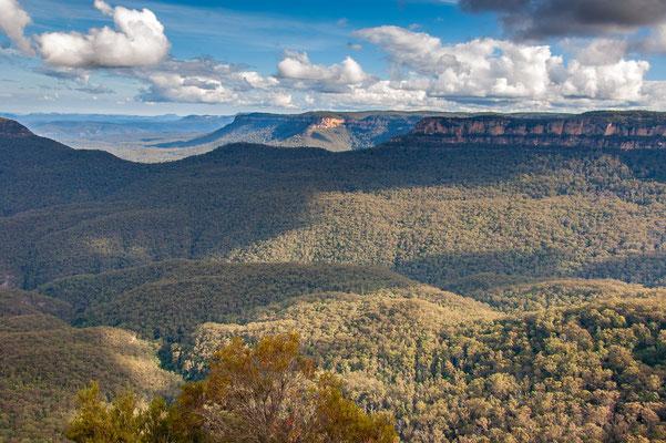 Australien, Blue Mountains