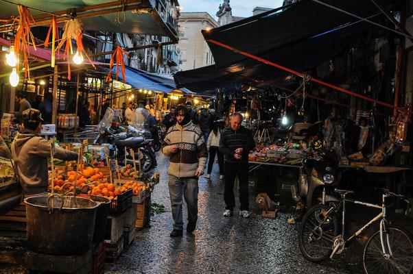 Gassen von Palermo