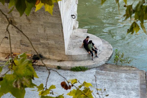 Brücke zur Tiberinsel