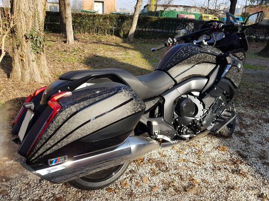 BMW K1600 B Bobber - Shadow black - Decorazione