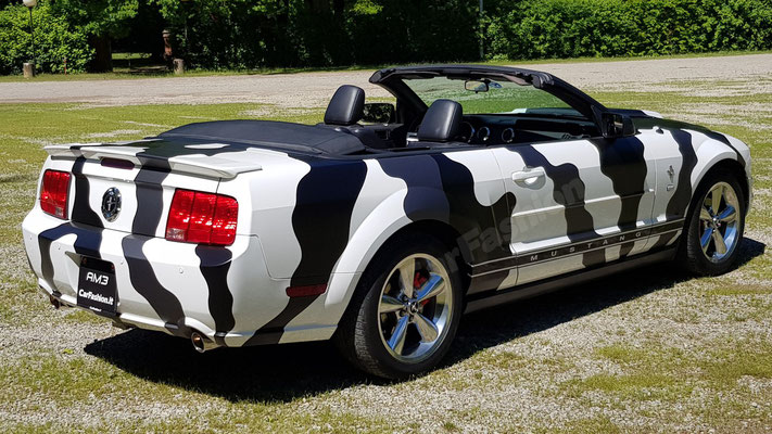 Ford Mustang - Decorazione auto