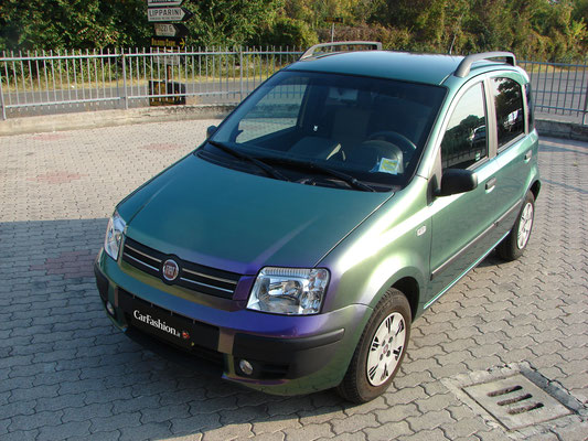 Fiat Panda - Wrapping completo