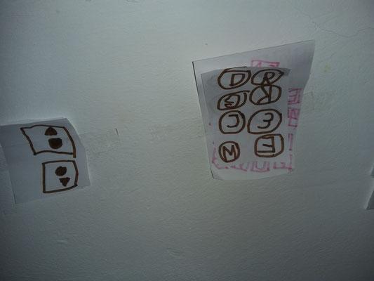 """Großes Thema - Aufzüge - """"Aufzugschilder"""" befinden sich im ganzen Haus"""