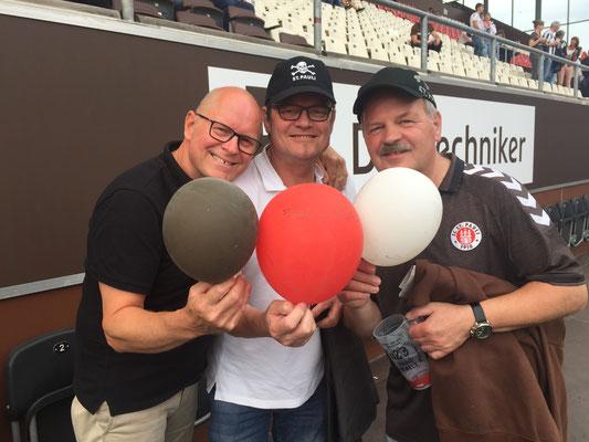 FC St. Pauli - Farben