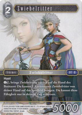Zwiebelritter 1-181H | PR-006