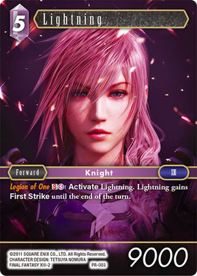 Lightning PR-003   Original