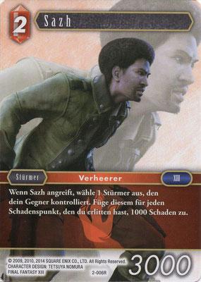 Sazh 2-006R   PR-007
