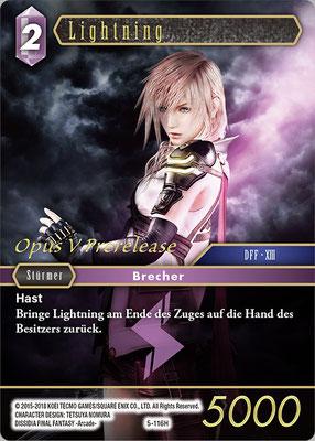Lightning 5-116H   PR-027