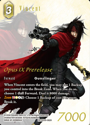 Vincent 9-062H   PR-053