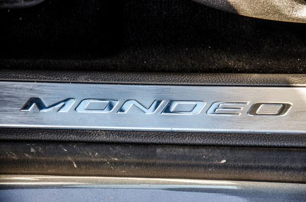 Einstiegsleiste Ford Mondeo
