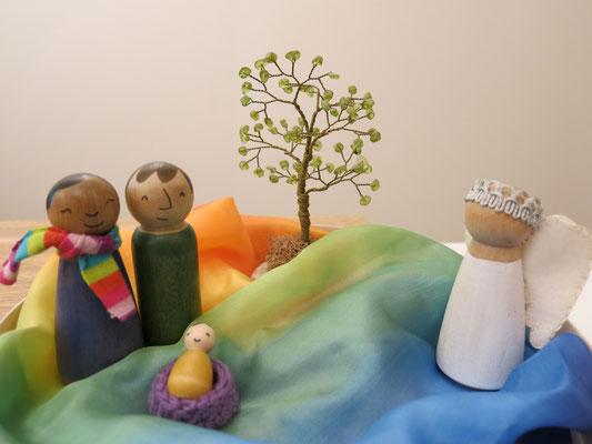 histoire waldorf, anniversaire waldorf, jouet waldorf, fete enfant, anniversaire enfant, anniversaire montpellier, anniversaire à domicile
