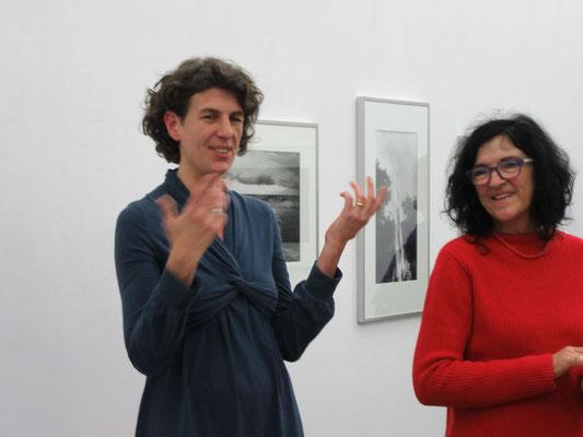 Künstlergespräch mit Adriana Lestido / Charla con Adriana Lestido