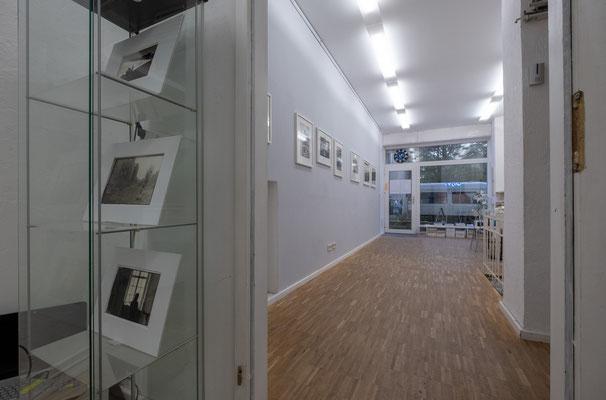 Ausstellungsansicht Galerie WOYY, Berlín // Vista de la exposición en WOYY, Berlín