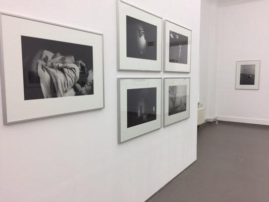 Blick in die Ausstellung / Vista de la exposición