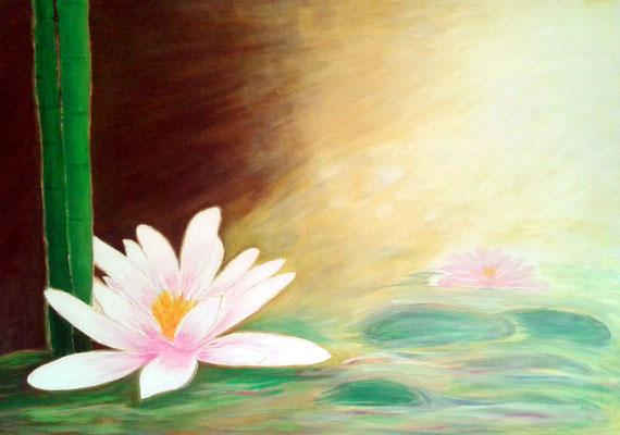 Lotusblume - verkauft