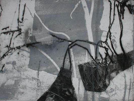 Ohne Titel/untitled, Intagliotypie/Intaglio Type/ 30x40cm/2015
