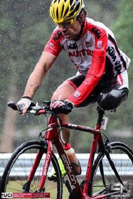 Die Regenschlacht im Straßenrennen