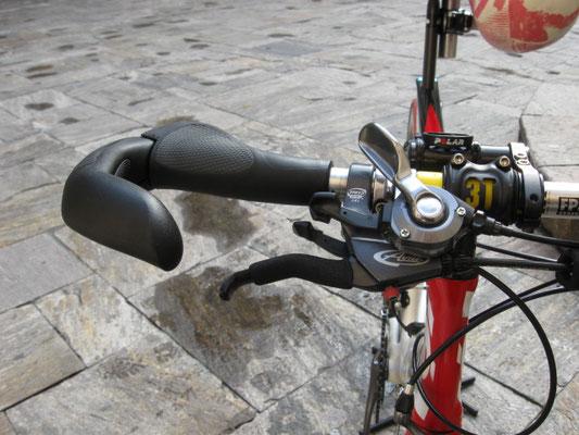 Von vorne zur besseren Ansicht. Idee und Umbau: Radsport Kotnik-Graz