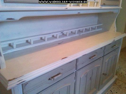 Selber machen, Möbel streichen, DIY, alte Möbel richten, upcycling, Wandelbar Wohnen