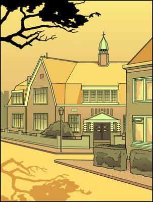 Willem van Oranjeschool geel