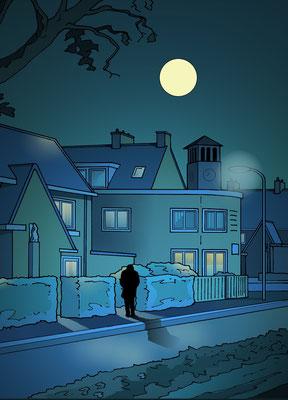 Heilige Huisjes nacht