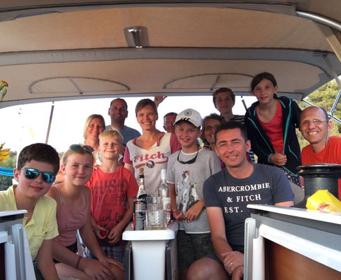 Yachten mieten Dalmatien