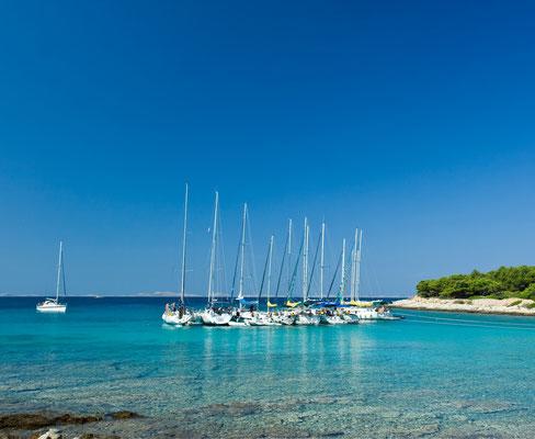 Kroatien-Mitsegeln für Erwachsene Alleinreisende