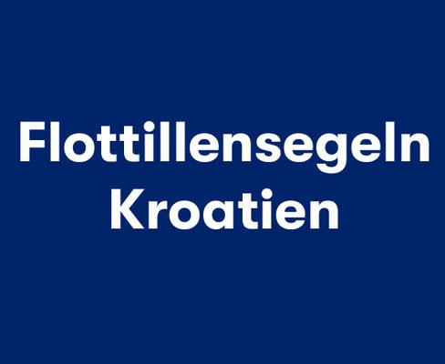 Kroatien Flottillensegeln Erwachsene Alleinreisende