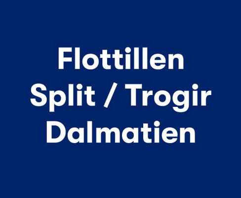 Segelwelt Dalmatien Split Trogir