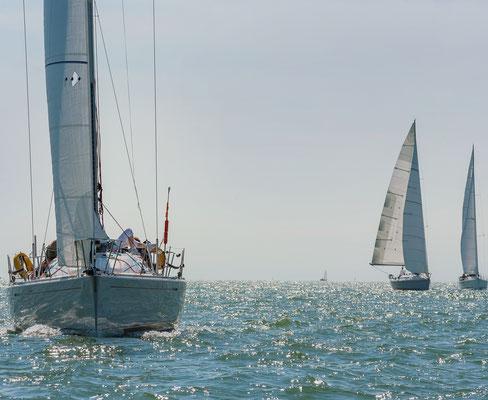 Flottillentörn Familie Erwachsene