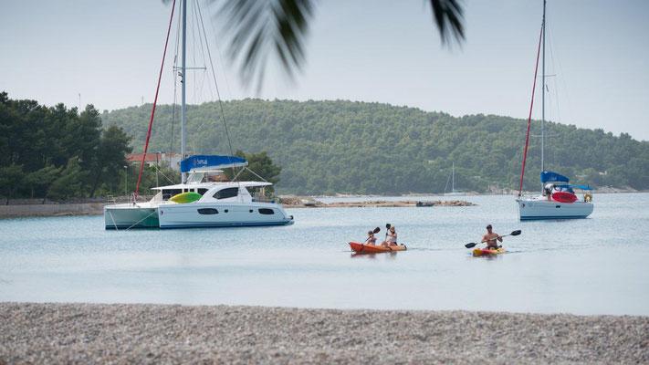 Flottillen exklusiv für Erwachsene