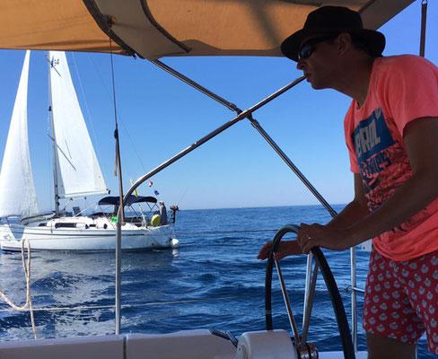 Kroatien Segelroute Flottille