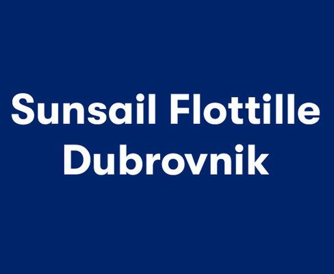 Dubrovnik Sunsail Flottille