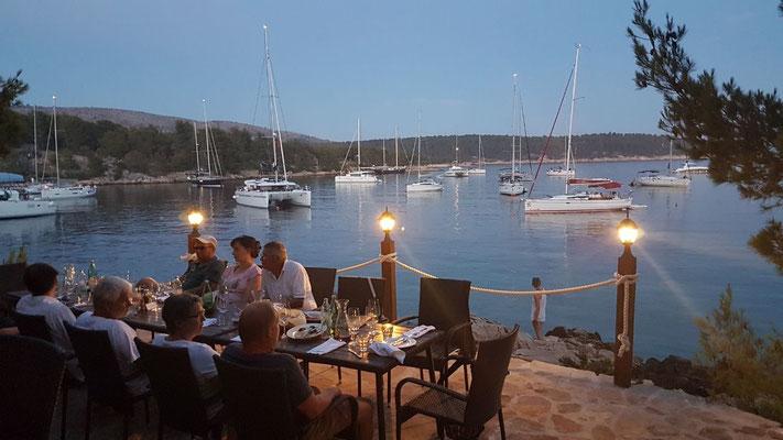 Flottillenexperten Dalmatien