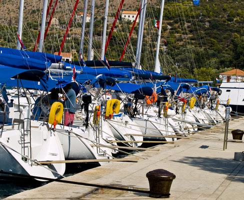 Themen-Törns Segelgebiet Istrien Pula