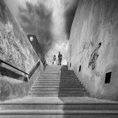 Escaleras de San Cristobal