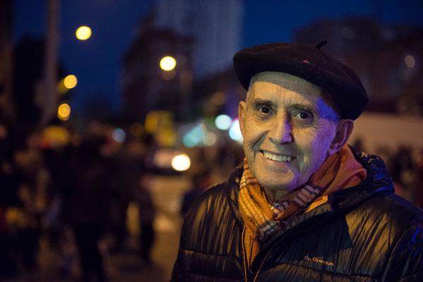 Paco Tejero, una inteligencia singular que ha contribuido vitalmente al desarrollo del Barrio del Polígono