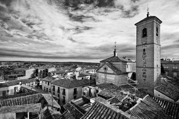 Torre de San Nicolas desde mi terraza