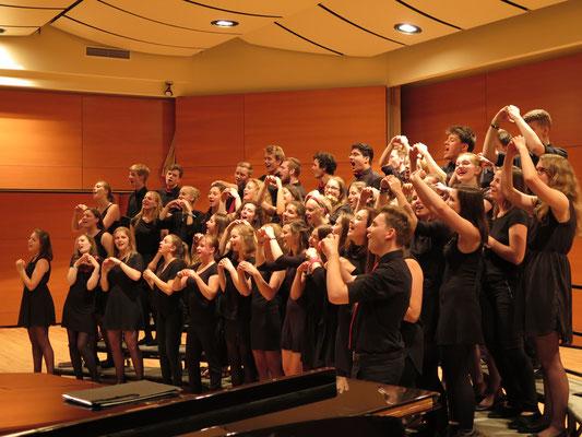Michigan (USA): Chorreise - Oberstufenchor des Johanneums zu Lübeck -Tourneemanagement-