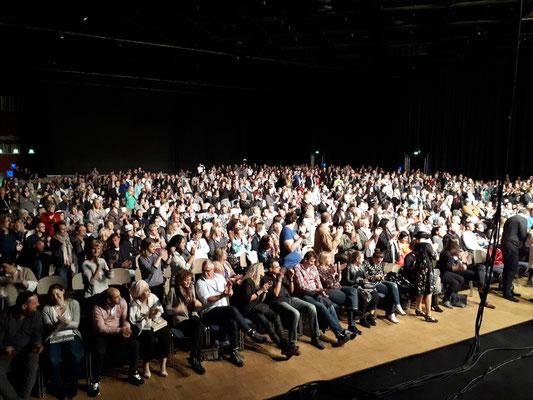 "Mitsubishi Electric Halle Düsseldorf: ""Michael Jackson - The Symphony Experience"" -Orchestermanagement-"