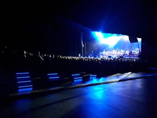 "Mehr! Theater am Großmarkt Hamburg: ""Michael Jackson - The Symphony Experience"" -Orchestermanagement-"