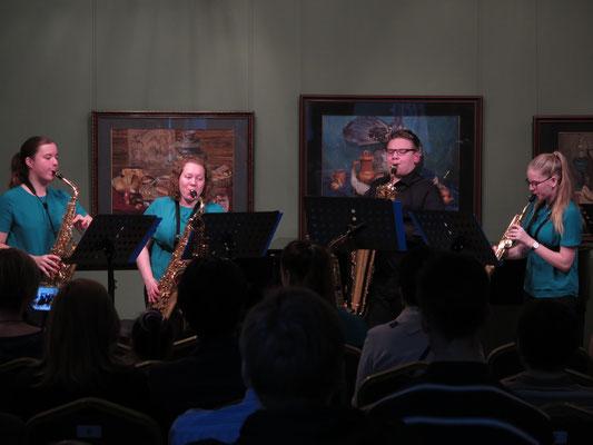 Moskau (Russland): Konzert-/Begegnungsreise der Saxophonklasse der Lübecker Musikschule der GEMEINNÜTZIGEN -Tourneemanagement-