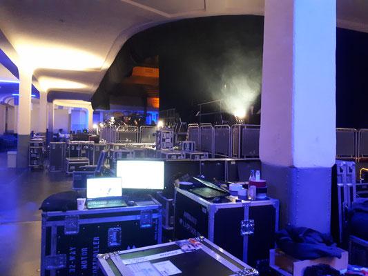 "Festhalle Messe Frankfurt: ""Michael Jackson - The Symphony Experience"" -Orchestermanagement-"