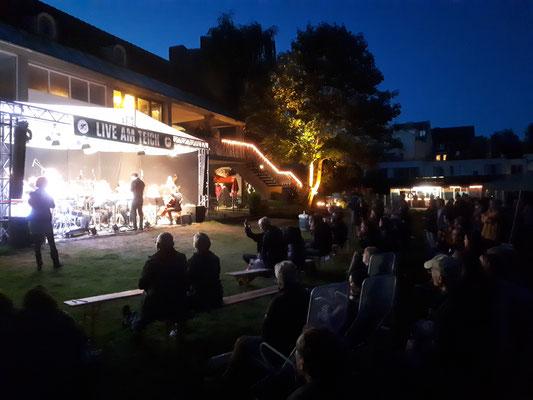 Live am Teich (Krähenteich Lübeck): Poems for Jamiro -Konzertmanagement-