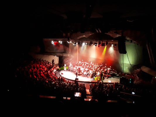 "Friedrichstadtpalast Berlin: ""Michael Jackson - The Symphony Experience"" -Orchestermanagement-"
