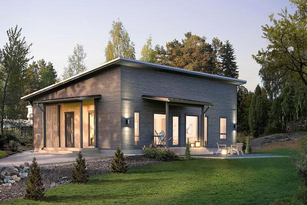 maison en bois N°43