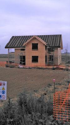 Maison bois isolation exterieur
