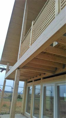 Balcon maison